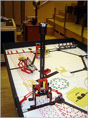 Lego-Robotica