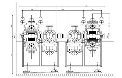 Uno de los esquemas del LHC / CERN