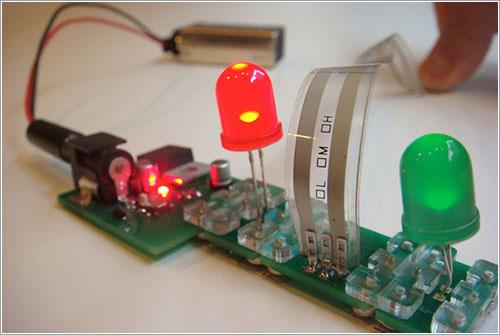littleBits por Jonathan Hokklo