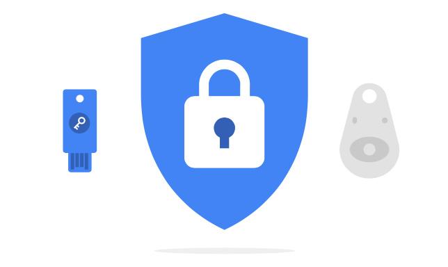 cebf3f31 Protección Avanzada de Google: llaves físicas para una mayor ...