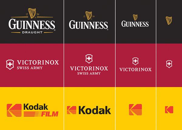 Logotipos Adaptables Responsive de Joe Harrison