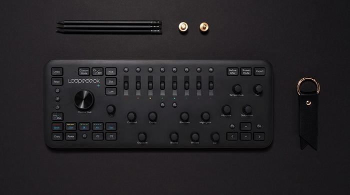 Un «teclado» para editar fotografías con Lightroom y otros programas de edición