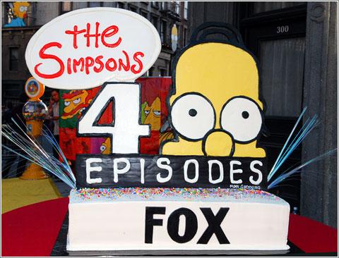 Los Simpson cumple 400 Episodios