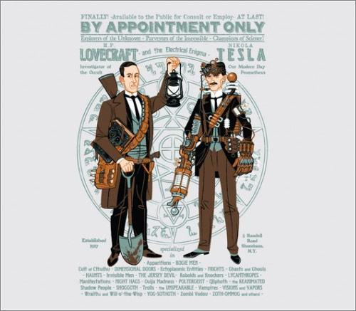Lovecraft-Tesla
