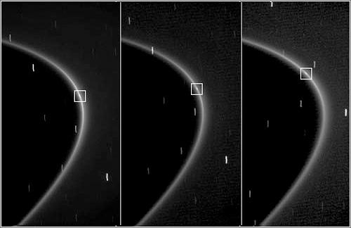 Nueva Luna en Saturno
