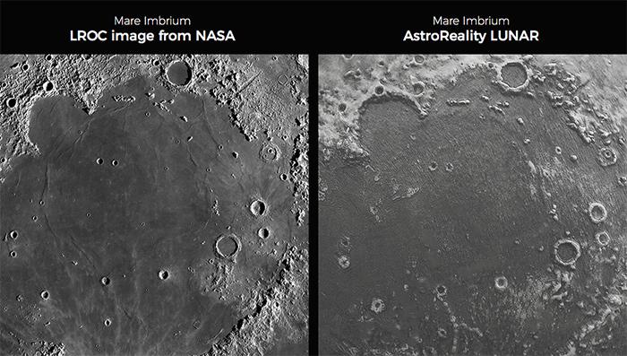 Lunar pro res compar