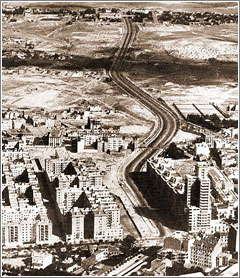 Madrid antiguo: Avenida de América, 2