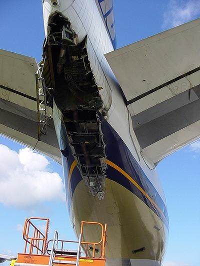 Boeing 747-400 de Singapore Airlines / AirDisaster.com