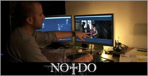 Making of película No-Do