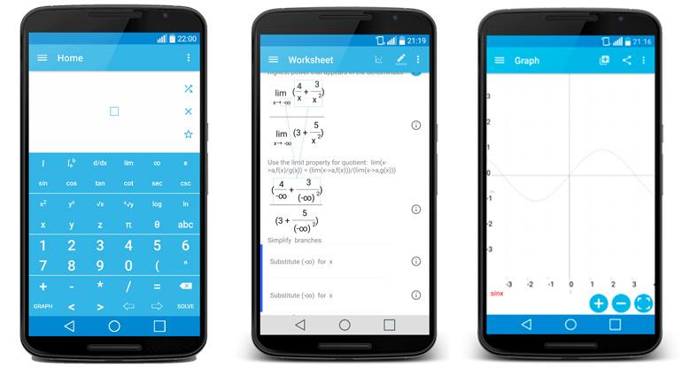 MalMath: calculadora