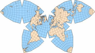 Mapa-Gnomonico