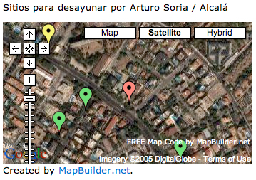 Mapbuilder