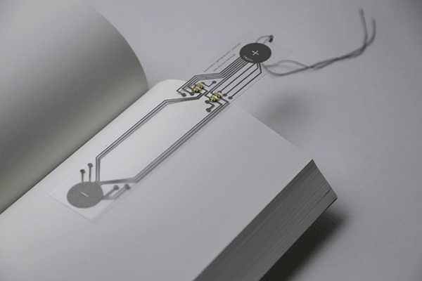 Marcapaginas Okamoto Bookmark Light