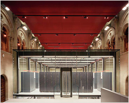 Mare Nostrum Supercomputer