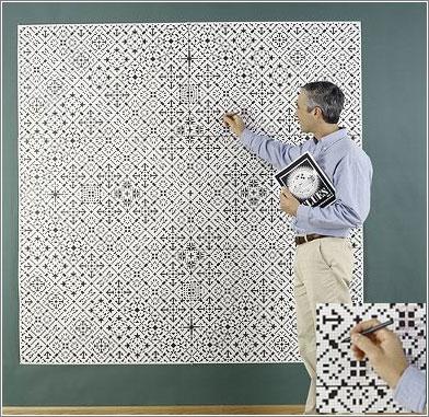 El Mayor Crucigrama del Mundo: 91.000 casillas