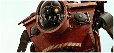 Robot Gamberro