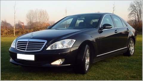 Mercedes S Klassew 221 by Fadi (Wikimedia Commons, GPL)