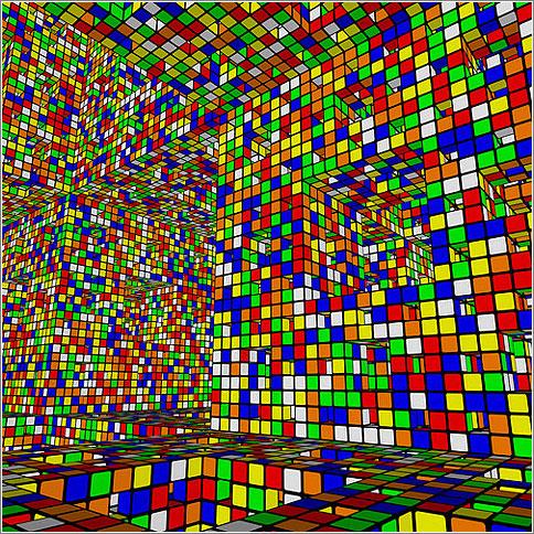 Merger-Rubik