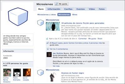 Microfacebook