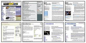 Historia Visual de Microsiervos