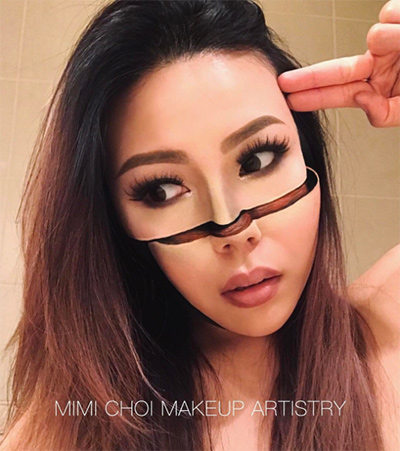 Mimi choi make up artist 1