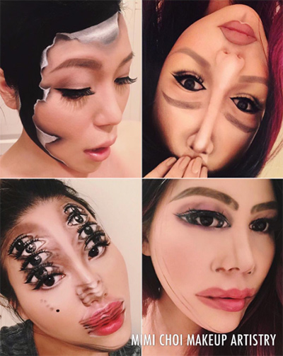 Mimi choi make up artist 2