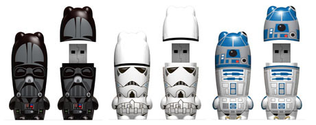 Llaves USB Star Wars