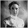 Henrietta Leavitt: un pequeño homenaje a una astrónoma ingeniosa. Foto, circa 1898 © AAVSO