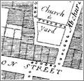 London Map 1676