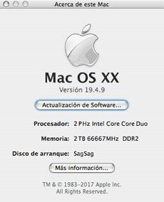 Mac OS XX, Próximamente en sus pantallas