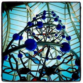 ADN en el museo de las Ciencias, Valencia (CC)-by Alvy