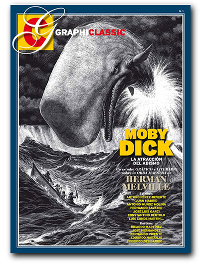 Moby Dick / Graphiclassic