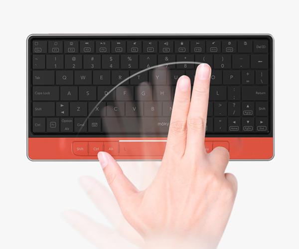 Moky Keyboard Touchpad T