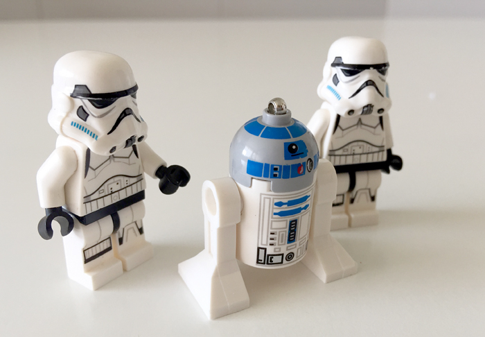 Monigotes-Lego-Star-Wars / Nacho Palou