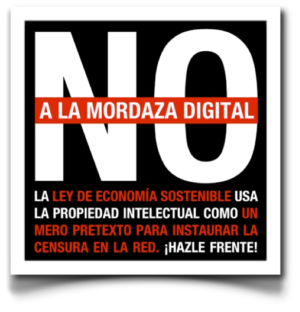 Mordaza digital