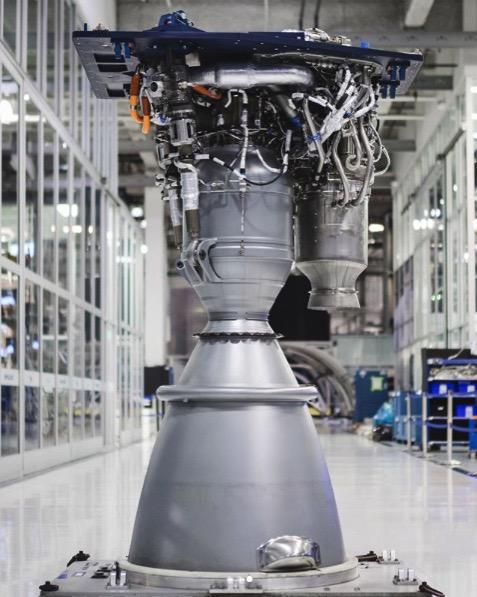 Motor merlin 400 spacex