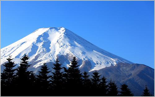 Mt. Fuji (CC) Tanaka Juuyoh @ Flickr