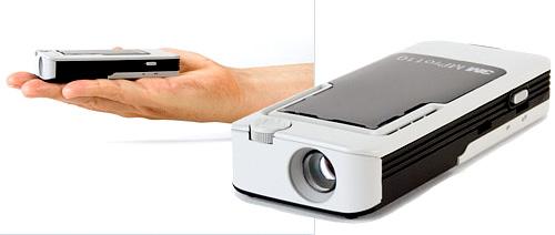 Microproyector Mpro 110 3M