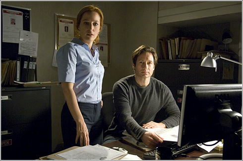 Mulder Scully X-Files2