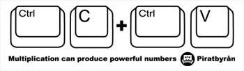 Multiplication - Kopimi Klothing