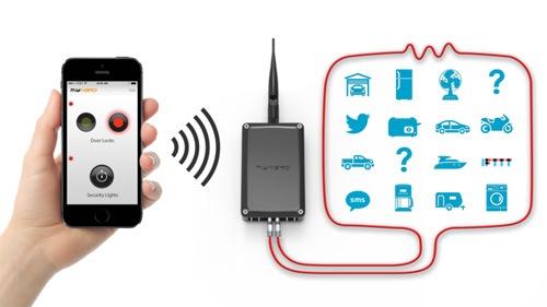 Este accesorio permite controlar desde el móvil casi cualquier aparato