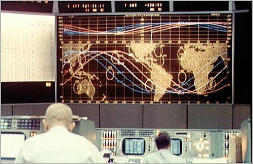 NASA Control Center / NASA