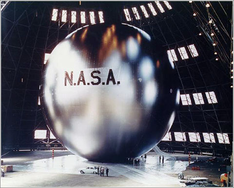 Nasa Satelloon