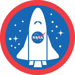 NASA Exporer badge