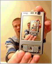Nokia N95 y Droste