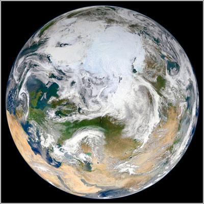 Northpole Mini / NASA Goddard Photo and Video