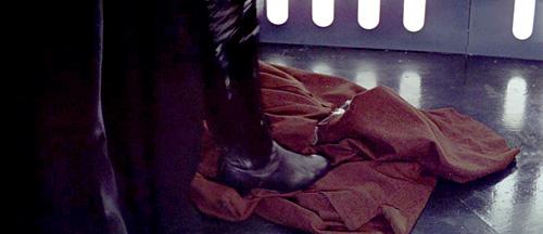 Obi-Wan no llevaba calzoncillos