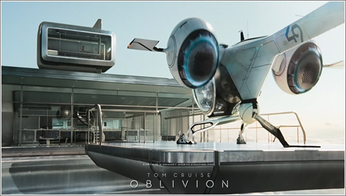 Oblivion-House