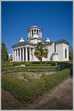 Jardines del Observatorio Astronómico de Madrid / Nacho