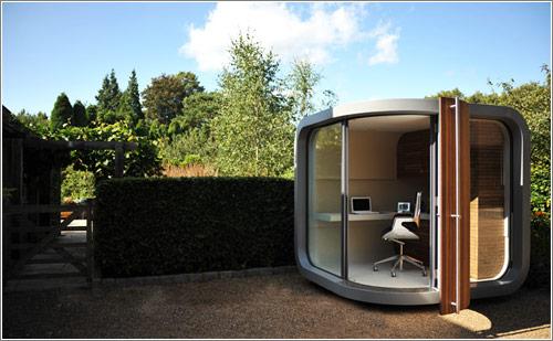 Officepod-Garden
